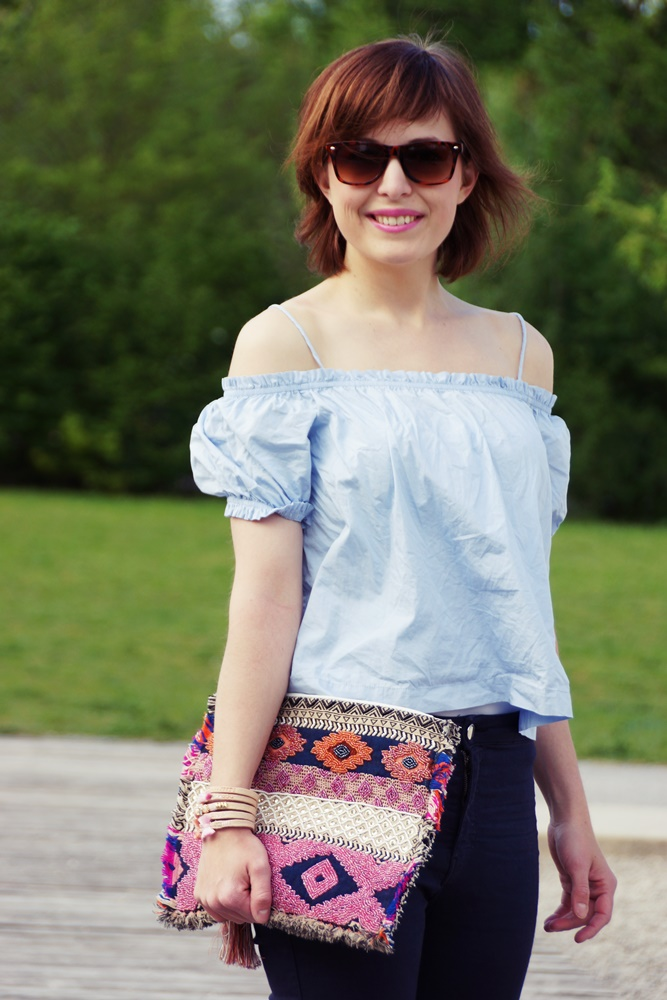 showmeyourcloset_boho-clutch-sweet-deluxe-trend-off-shoulder-sommeroutfit